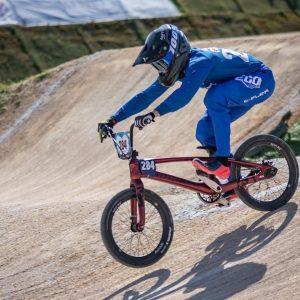 talento azzurro bmx bici nazionale italiana
