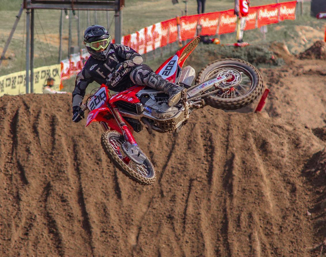 motocross moto mx fuoristrada honda 250