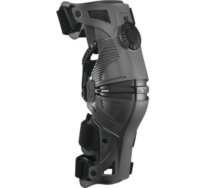 Tutore ginocchio ginocchiera mobiusbraces mx enduro moto motocross