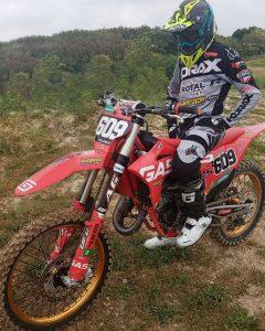 italiano Junior mx motocross gasgas 125 moto