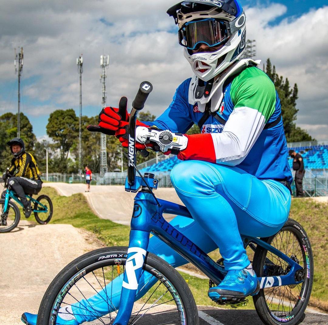 bmx olimpiadi nazionale italiana