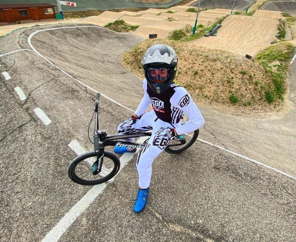 bmx rider bike bici nazionale italiana talento azzurro